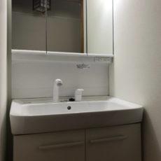 【工事完了!】キッチン・洗面台入替え工事