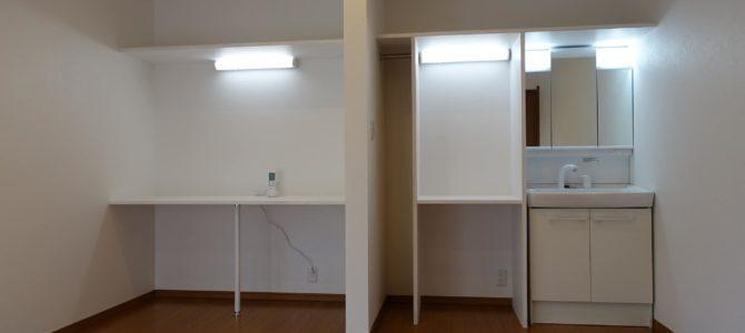 【工事完了!】和室を整体サロンにリフォーム